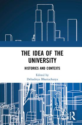 The Idea of the University: Histories and Contexts book cover