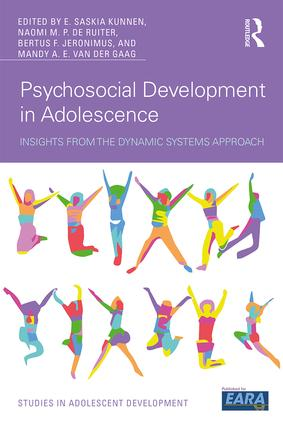 Psychosocial Development in Adolescence: Insights from the Dynamic Systems Approach book cover