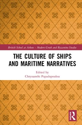 The Culture of Ships and Maritime Narratives book cover