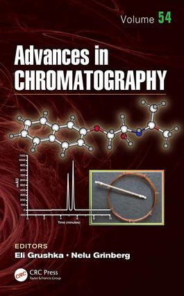 Advances in Chromatography: Volume 54 book cover