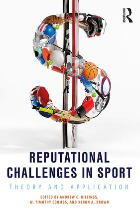 Reputational Challenges in Sport: Theory and Application (Paperback) book cover