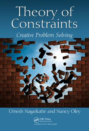 Theory of Constraints: Creative Problem Solving (Hardback) book cover