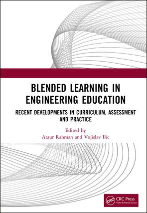 Statistical hydrology teaching using a blended learning approach