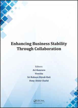Enhancing Business Stability Through Collaboration: Proceedings of the International Conference on Business and Management Research (ICBMR 2016), October 25-27, 2016, Lombok, Indonesia (Hardback) book cover