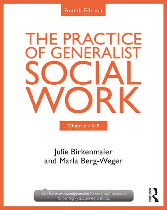 Chapters 6-9: The Practice of Generalist Social Work book cover
