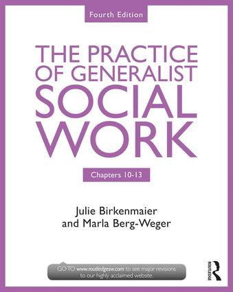 Chapters 10-13: The Practice of Generalist Social Work book cover