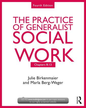 Chapters 8-13: The Practice of Generalist Social Work book cover