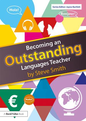 Becoming an Outstanding Languages Teacher (Paperback) book cover