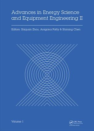 Advances in Energy Science and Equipment Engineering II Volume 1: Proceedings of the 2nd International Conference on Energy Equipment Science and Engineering (ICEESE 2016), November 12-14, 2016, Guangzhou, China, 1st Edition (Hardback) book cover