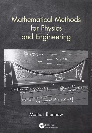Mathematical Methods for Physics and Engineering: 1st Edition (Paperback) book cover