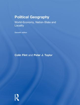 Political geography of democracy