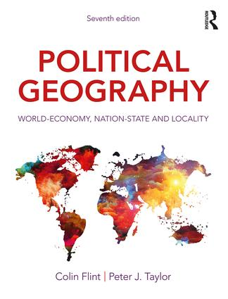 Political Geography: World-Economy, Nation-State and Locality book cover