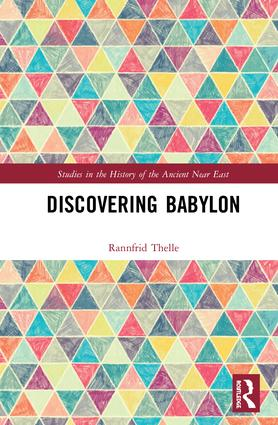 Discovering Babylon book cover