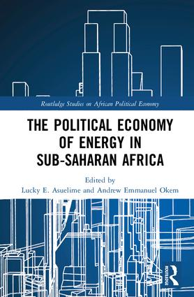 The Political Economy of Energy in Sub-Saharan Africa book cover