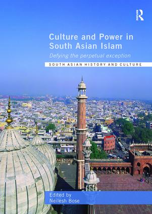 Culture and Power in South Asian Islam: Defying the Perpetual Exception book cover
