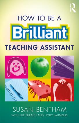 How to Be a Brilliant Teaching Assistant book cover