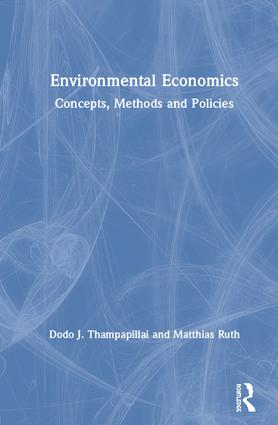 Environmental Economics: Concepts, Methods and Policies book cover