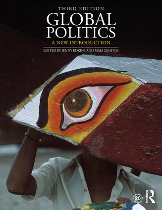 Global Politics: A New Introduction, 3rd Edition (Paperback) book cover
