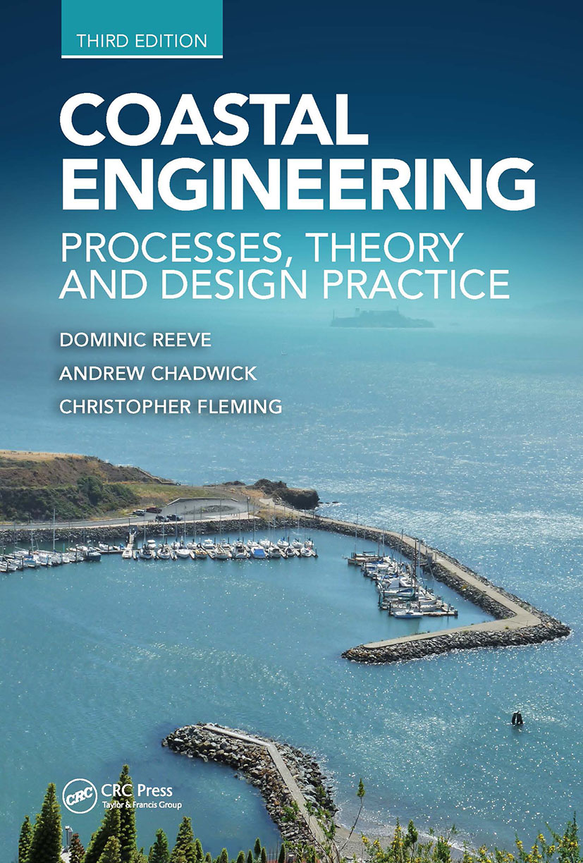 Coastal Engineering: Processes, Theory and Design Practice book cover