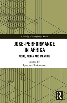 Joke-Performance in Africa: Mode, Media and Meaning book cover