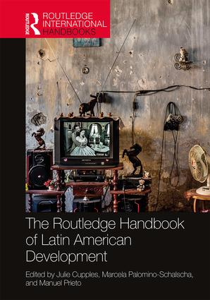 The Routledge Handbook of Latin American Development book cover