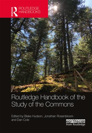 Routledge Handbook of the Study of the Commons book cover