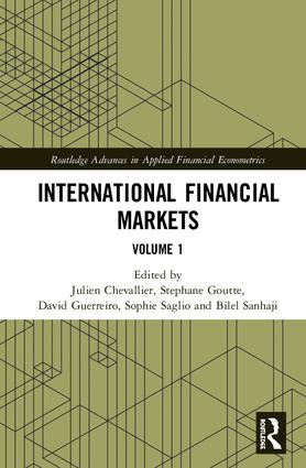 International Financial Markets: Volume 1, 1st Edition (Hardback) book cover