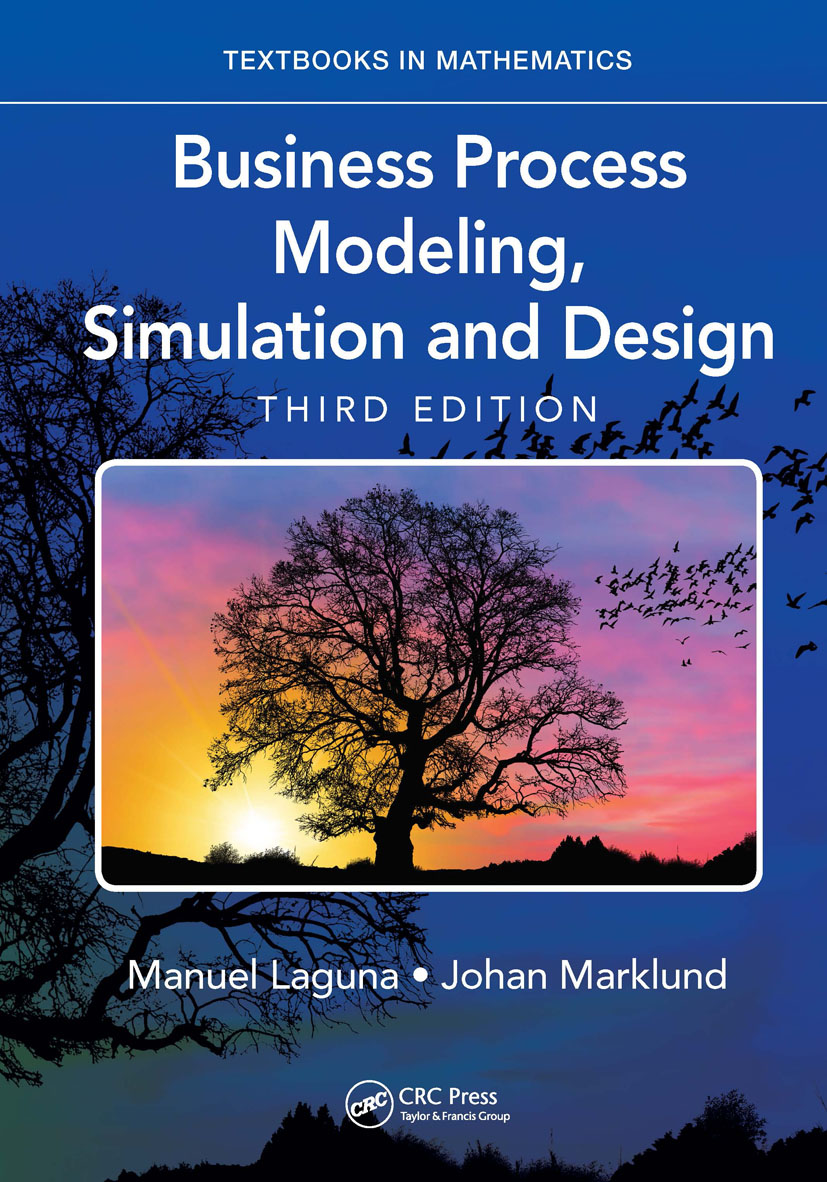Business Process Modeling, Simulation and Design: 3rd Edition (Hardback) book cover