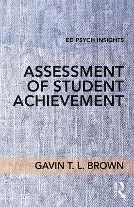 Assessment of Student Achievement book cover