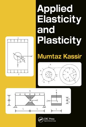 Applied Elasticity and Plasticity: 1st Edition (Hardback) book cover