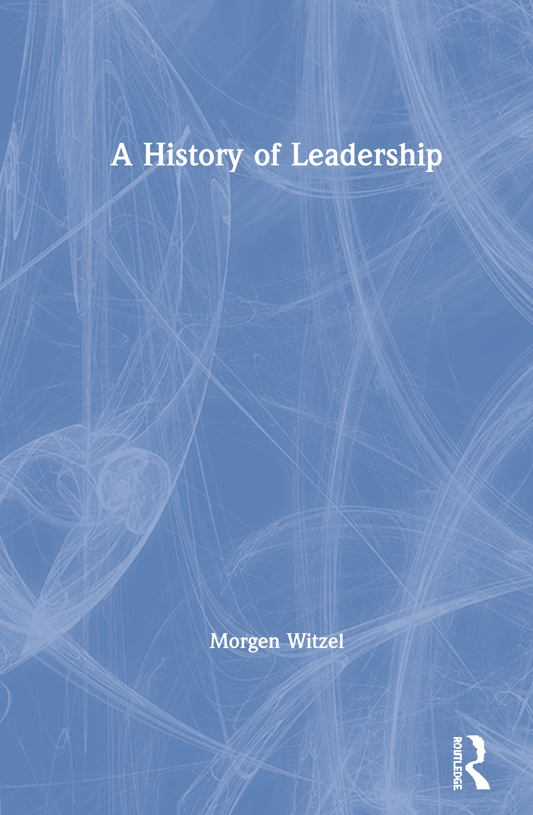 A History of Leadership book cover