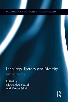 Language, Literacy and Diversity: Moving Words book cover