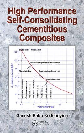 High Performance Self-Consolidating Cementitious Composites: 1st Edition (Hardback) book cover