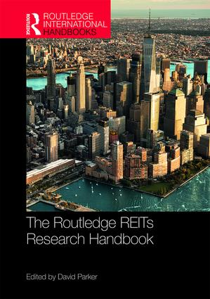 The Routledge REITs Research Handbook book cover