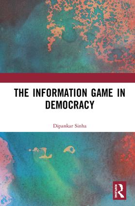 The Information Game in Democracy book cover