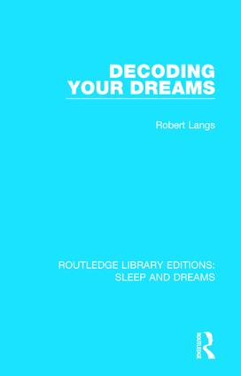Decoding Your Dreams book cover
