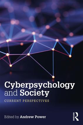 Cyberpsychology and Society: Current Perspectives, 1st Edition (Paperback) book cover