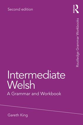 Intermediate Welsh: A Grammar and Workbook book cover
