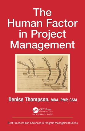The Human Factor in Project Management book cover