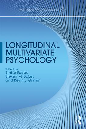 Longitudinal Multivariate Psychology book cover