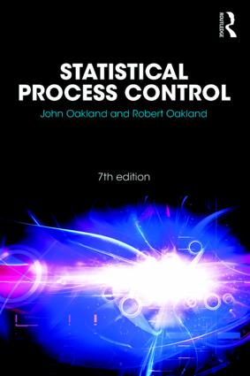 Statistical Process Control book cover