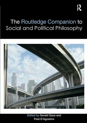 The Routledge Companion to Social and Political Philosophy: 1st Edition (Paperback) book cover