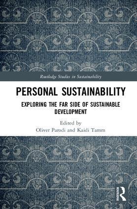 Personal Sustainability: Exploring the Far Side of Sustainable Development book cover