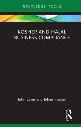 Kosher and Halal Business Compliance book cover