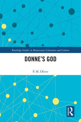 Donne's God: 1st Edition (Hardback) book cover