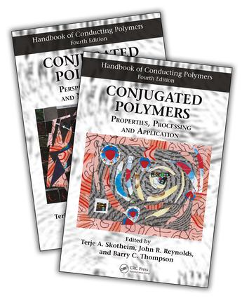 Handbook of Conducting Polymers, Fourth Edition - 2 Volume Set: 4th Edition (Hardback) book cover