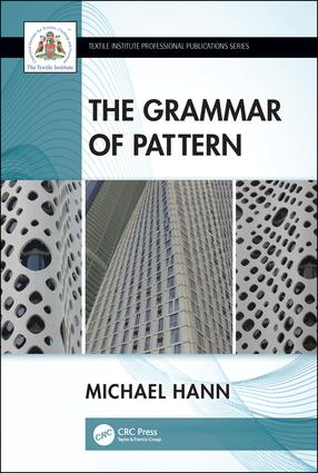 The Grammar of Pattern book cover