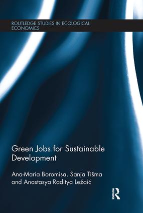 Green Jobs for Sustainable Development book cover