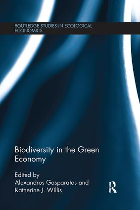 Biodiversity in the Green Economy: 1st Edition (Paperback) book cover