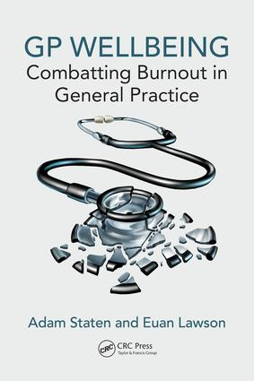 GP Wellbeing: Combatting Burnout in General Practice book cover